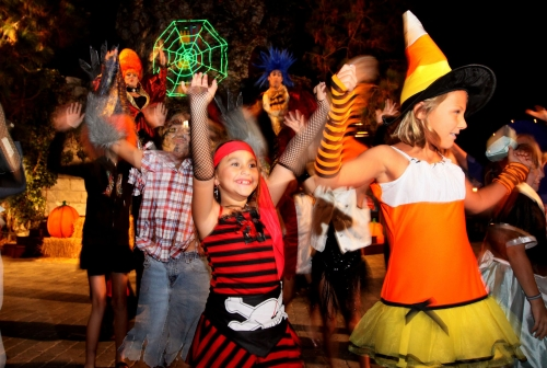 Halloween Birthday Party ideas | Funkytownparties's Blog